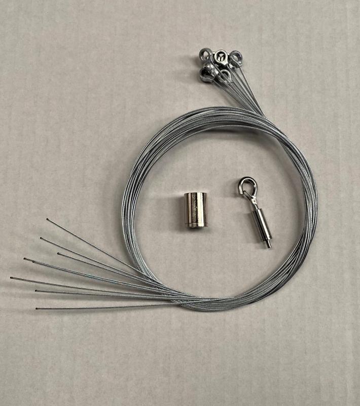 Système Ajustable Crochet 1 Fixation